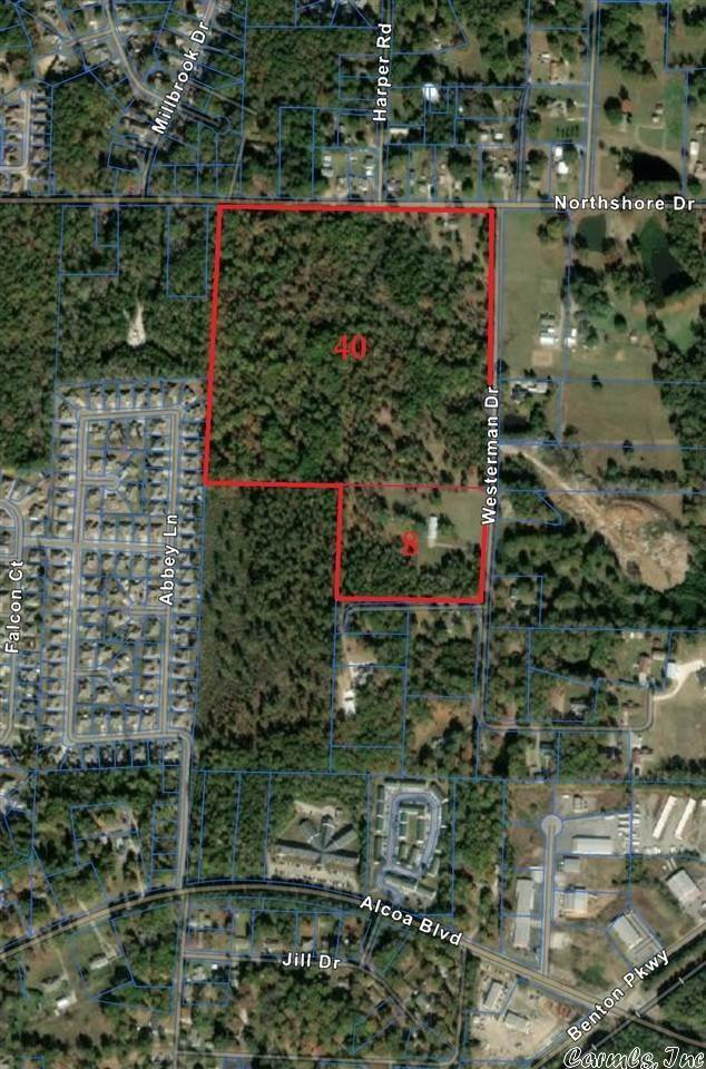 Vacant land for Sale at 3607 Northshore Drive Benton, Arkansas 72015 United States