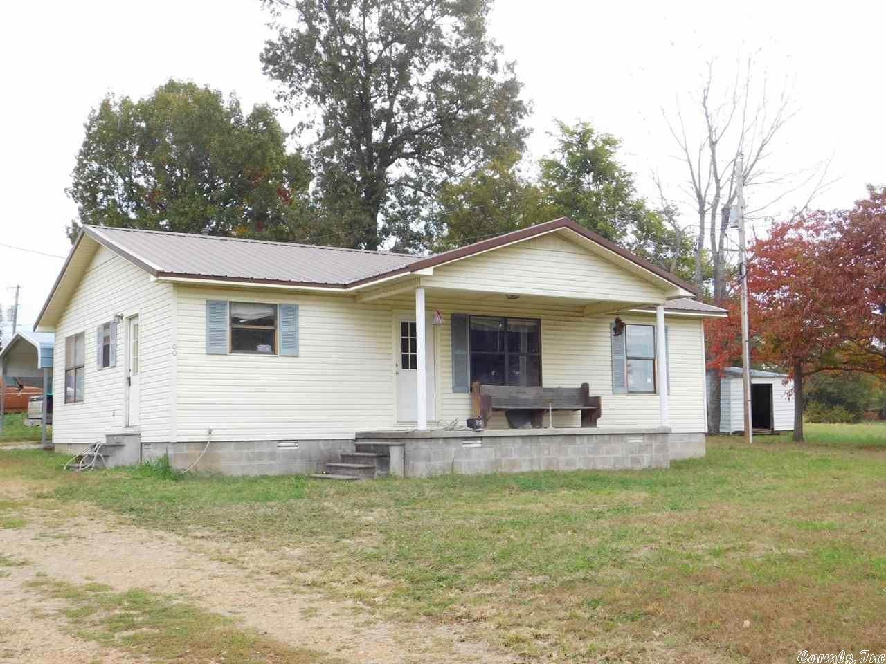 Residential for Sale at 100 Lone Oak Road Smithville, Arkansas 72466 United States