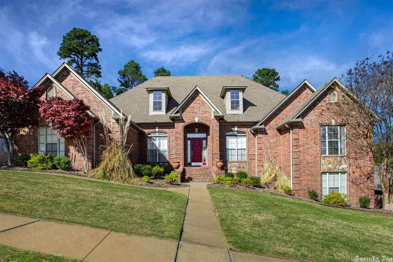 Residential for Sale at 114 Manitou Drive Maumelle, Arkansas 72113 United States
