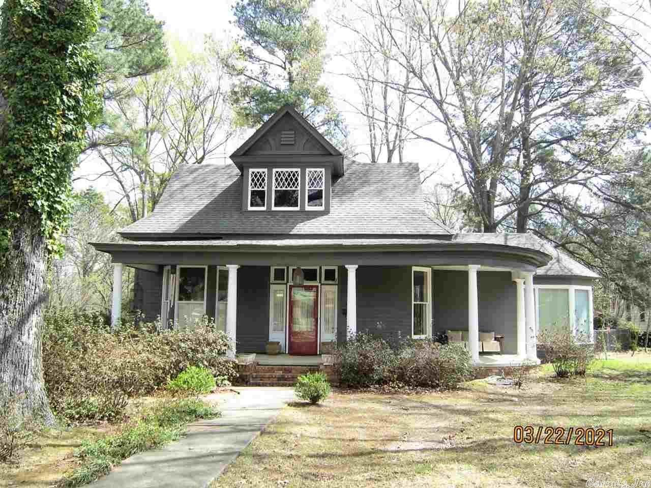 Single Family Homes for Sale at 461 S Main Street Monticello, Arkansas 71655 United States
