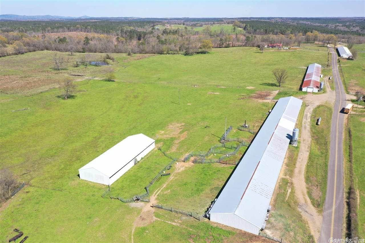 Farm / Agriculture for Sale at 235 Bethel Road Dierks, Arkansas 71833 United States