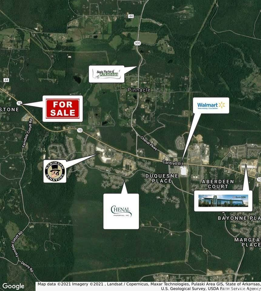 Vacant land for Sale at Hwy 10 Highway Roland, Arkansas 72135 United States
