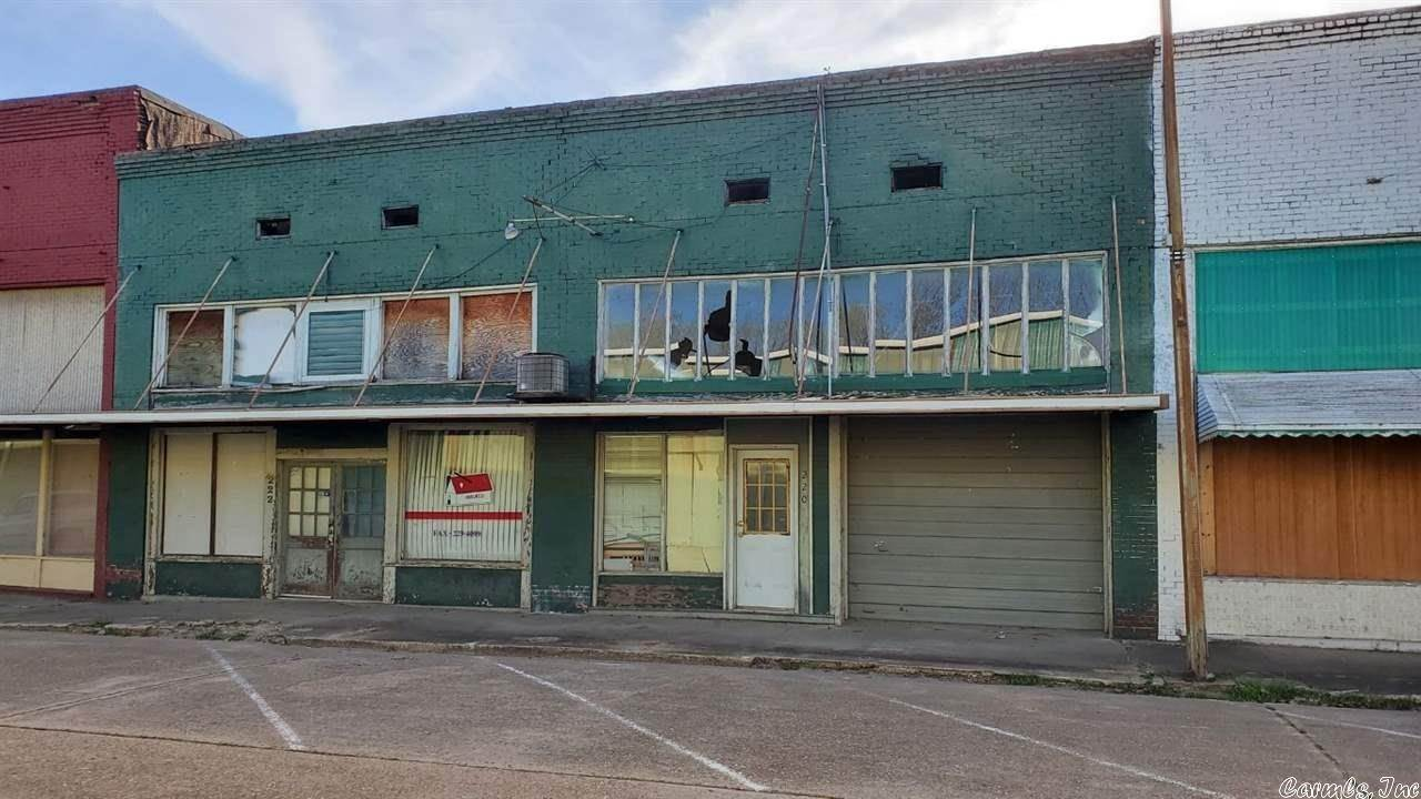 Commercial / Industrial for Sale at 220 & 222 South Front Street Dardanelle, Arkansas 72384 United States