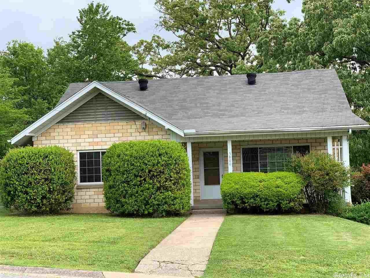 Multi-Family Homes for Sale at 5800 W B Street Little Rock, Arkansas 72205 United States